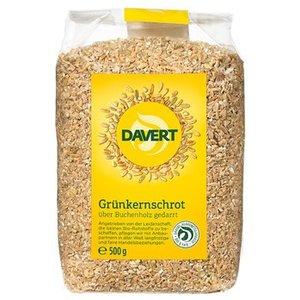 DAVERT Bio Grünkernschrot, 500g