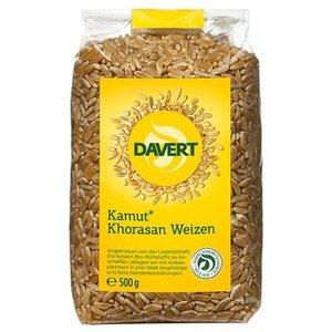 DAVERT Bio KAMUT® Khorasan Weizen, 500g