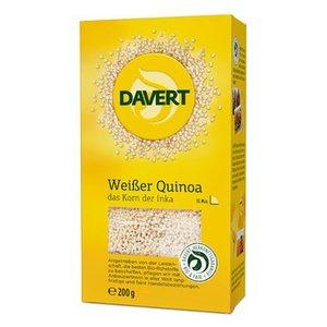DAVERT Quinoa blanca ecológica, 200 g