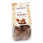SOMMER Dinkel Schoko Vollkorn Cookies