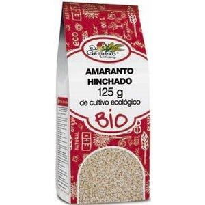 EL GRANERO Amaranto ecológico hinchado, 125 g
