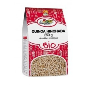 EL GRANERO Gepuffte Bio Quinoa, 125 g