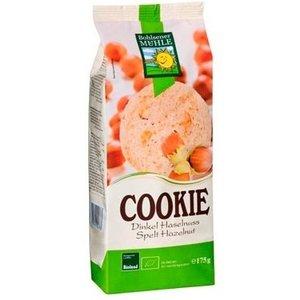 BOHLSENER MÜHLE Bio-Cookie Dinkel Haselnuss, 175 g
