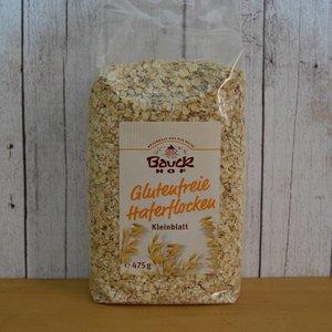 BAUCKHOF Copos de avena bio sin gluten, 475 g