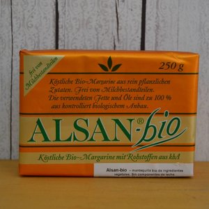 ALSAN Bio-Margarine, 250 g
