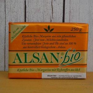 ALSAN Margarina ecológica, 250 g