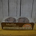 MUUGLU Muffins mit Kakao, glutenfrei