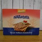 NATURATA Sesam-Vollkorn-Knäckebrot