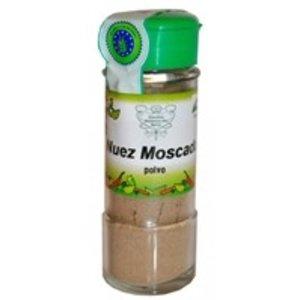 BIOCOP Nuez moscada de cultivo ecológico en polvo, 40 g