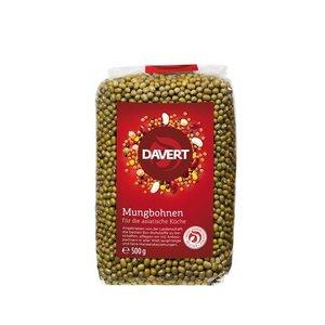 DAVERT Mungbohnen, 500 g