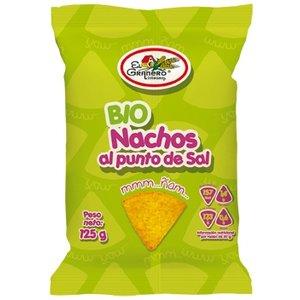 EL GRANERO Bio Nachos, 125 g
