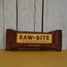 RAW BITE Frutos secos y cacao crudo