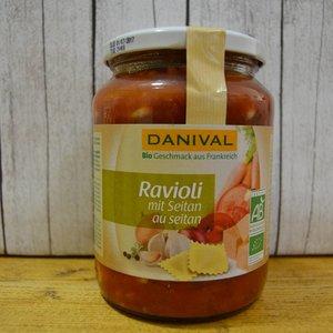 DANIVAL DANIVAL Ravioli Seitan