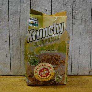 BARNHOUSE Krunchy Amaranth Dinkel-Nuss, 375 g