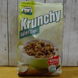 BARNHOUSE Krunchy Apfel-Zimt, 600 g