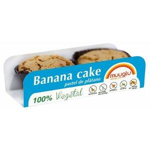 MUUGLU Glutenfreie Bananen Muffins, 120 g