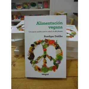 Libro. Alimentación vegana, Rüdiger Dahlke