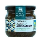 PORTO-MUIÑOS Tartar de algas a la aceituna negra