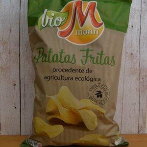 BIOMONTI BIO MONTI Kartoffelchips, 130 g