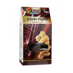 GOVINDA Schoko-Ingwerkonfekt, 120 g