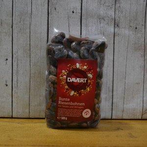 DAVERT Bunte Riesenbohnen, 500 g