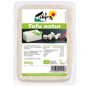 TAIFUN Bio Tofu Natur, 200 g