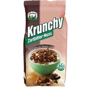 BARNHOUSE Krunchy Zartbitter-Nuss, 375 g