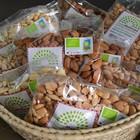 Trockenfrüchte, Nüsse und Samen