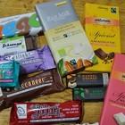 Schokolade, Snacks & Gebäck