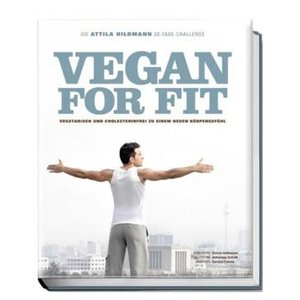 BECKER JOEST VOLK VERLAG VEGAN FOR FIT