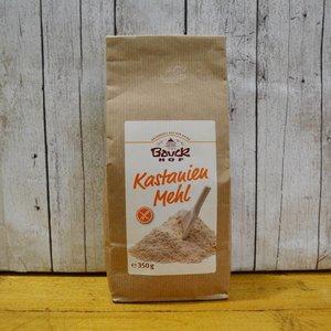 BAUCKHOF Harina de castaña, 350 g