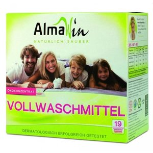 ALMAWIN Vollwaschmittel 36 WL, 2 kg