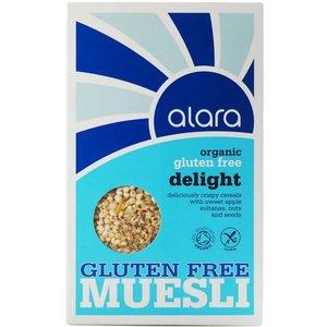 ALARA Muesli Delight sin gluten, 250 g
