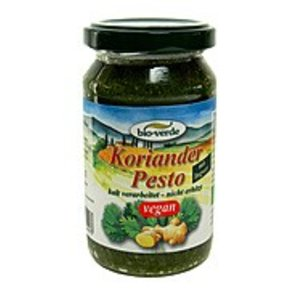 BIO-VERDE Koriander-Pesto, 165 g