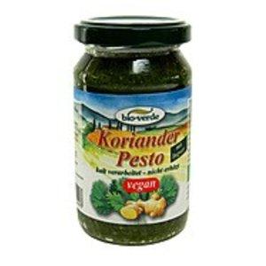 BIO-VERDE Pesto de cilantro, 165 g