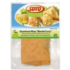 SOTO Sauerkraut Wrap