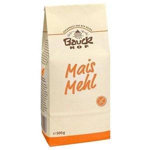 BAUCKHOF Maismehl, 500 g
