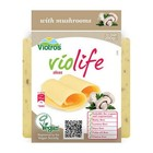 VIOLIFE slices with mushrooms