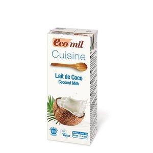 ECOMIL Cuisine Coco Bio 200 ml