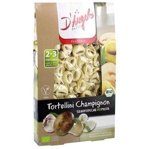 D'ANGELO Tortellini con relleno de champiñones, 250 g