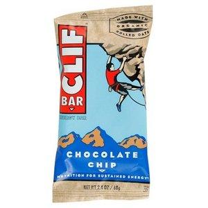 CLIF BAR Barrita energética con chips de chocolate, 68g