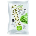 INSPIRAL Wheat Grass Crispy Kale Chips Wasabi