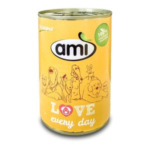 AMI LOVE every day Hundefutter, 400g