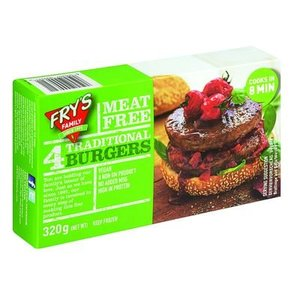 FRY'S FAMILY Traditionelle Burger