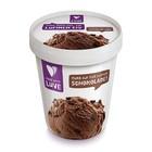 MADE WITH LUVE Lupineneis Schokolade