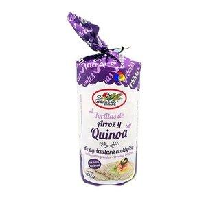 EL GRANERO Tortitas de arroz y quinoa, BIO 100g
