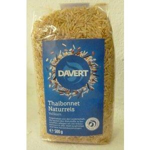 DAVERT Thaibonnet Naturreis Vollkorn, 500 g