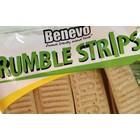 BENEVO Rumble Strips - Tiras para perros