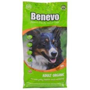BENEVO Organische Erwachsene - Hundetrockenfutter 2kg