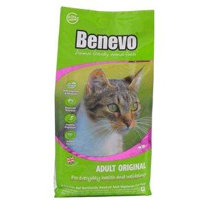BENEVO Erwachsene Ursprünglich - Katzenfutter 2kg